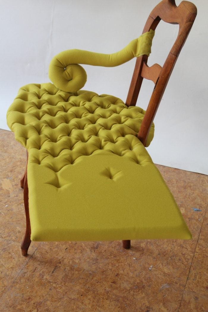 foam seat-table